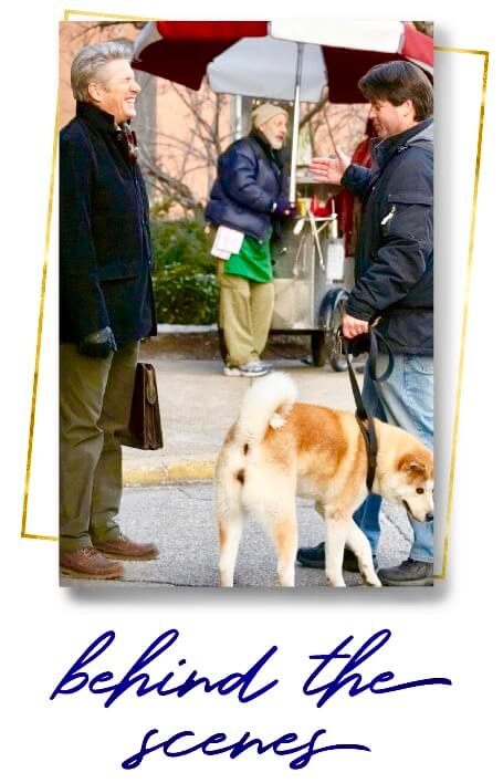 Hachi: A Dog's Tale - Behind The Scenes